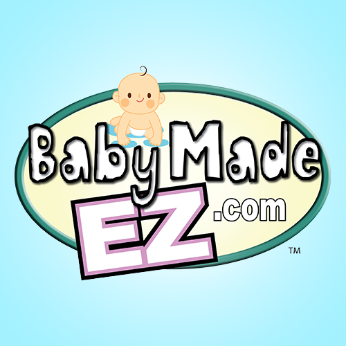 Baby Made EZ Logo Design