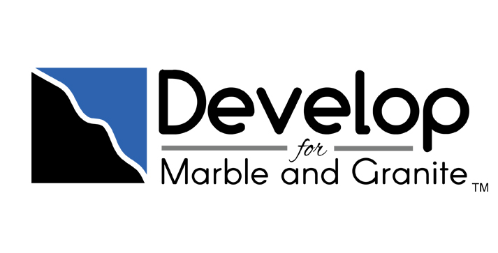 Develop for Marble and Granite Logo Design