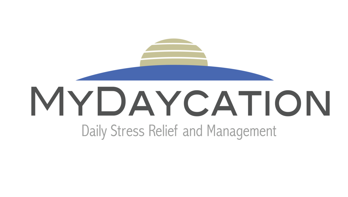 MyDaycation Logo Design