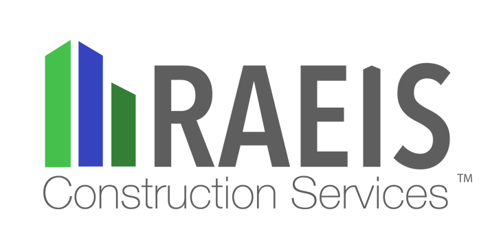 Raeis Construction Logo Design