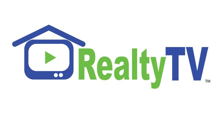 RealtyTV Logo Design