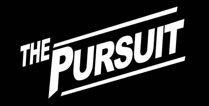The Pursuit Logo Design