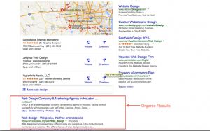 Organic Search Engine Optimization - Katy Digital Marketing