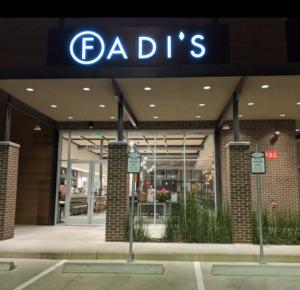 Fadi's Mediterranean - Top 10 Healthy Restaurants Katy TX