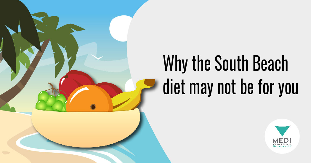 south beach diet how it works